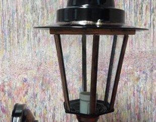 صنایع روشنایی محیط آرا ( چراغ حیاطی و پارکی )