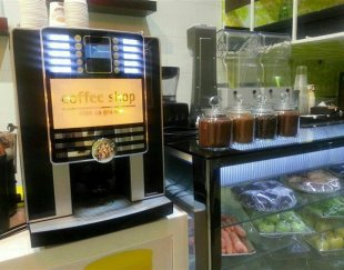 قهوه ساز تمام اتومات ایتالیایی اصل
