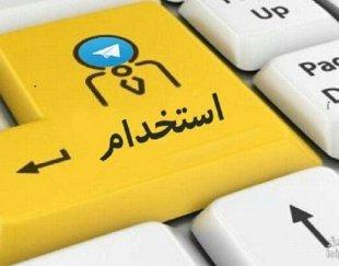 استخدام مسئول ارتباطی آنلاین از همه استانها