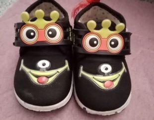 کفش اسپرت پسرانه مناسب یکسال