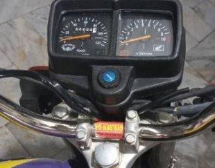 موتور هندا مزایده ای پلاک ملی