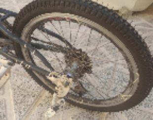 دوچرخه کار کرده دست دوم