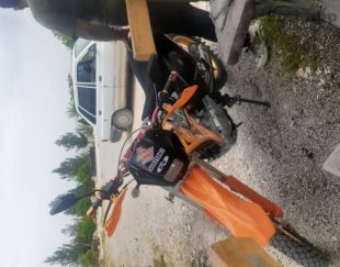 موتورسیکلت تریل جترو روان