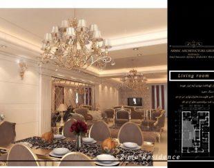 ۲۳۵مترولنجک آپارتمان ۳اتاق پیش فروش نوساز۶ماه تحویل شاهکار معماری