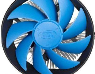 سیستم خنک کننده بادی دیپ کول