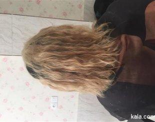 مدل کراتین مو