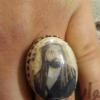 انگشتر شمایل امام حسن مجتبی