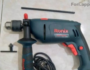دریل چکشی دار رونیکس مدل ۲۱۱۰ اکبند