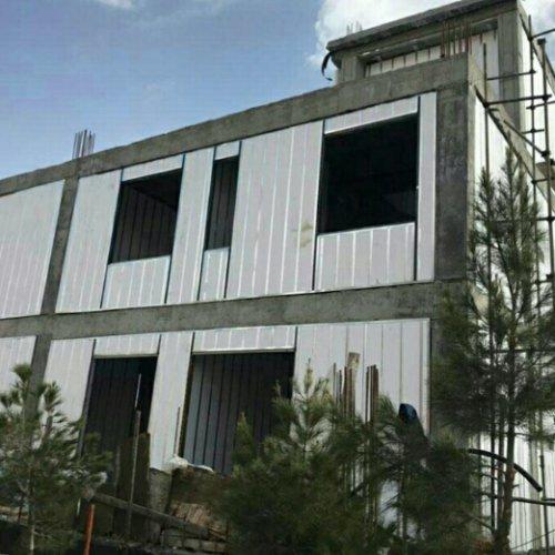 فروش و اجرای دیوار و ساختمان پیش ساخته وال اسپید