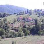 فروش زمین کوهپایه ای در روستای توریستی و گردشگری ایربو