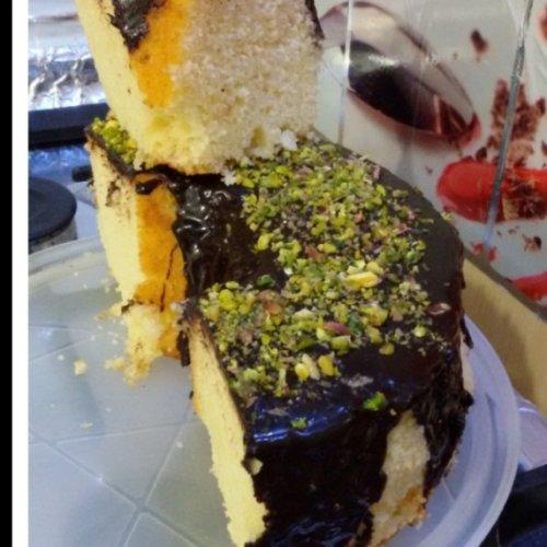 سفارش کیک کافی شاپ