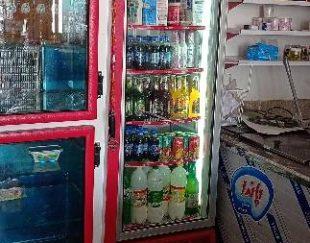 فروش اجناس سوپرمارکت مجهز به صورت یکجا