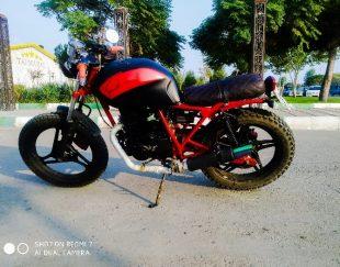 موتور کافه ریس۲۰۰