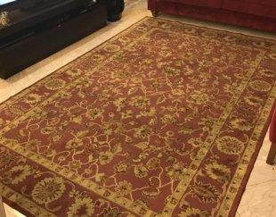 ۲ عدد فرش ترک – گل برجسته