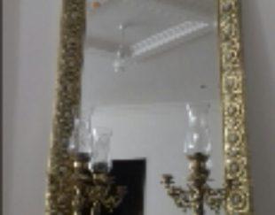 آینه شمعدان
