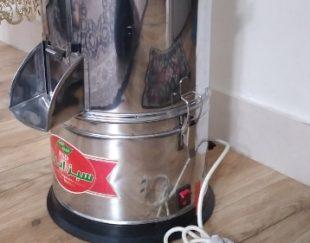 سبزی خرد کن سبز ایران ۳ کیلویی کاملا سالم و تمیز فقط ۲ بار استفاده شده است