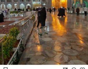 سفر سیاحتی زیارتی مشهد