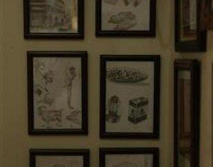 فروش انواع تابلو نقاشی ،انواع دکوری سنتی کار دست