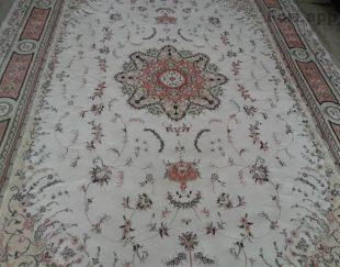 فرش مشهدیک جفت ۶متری