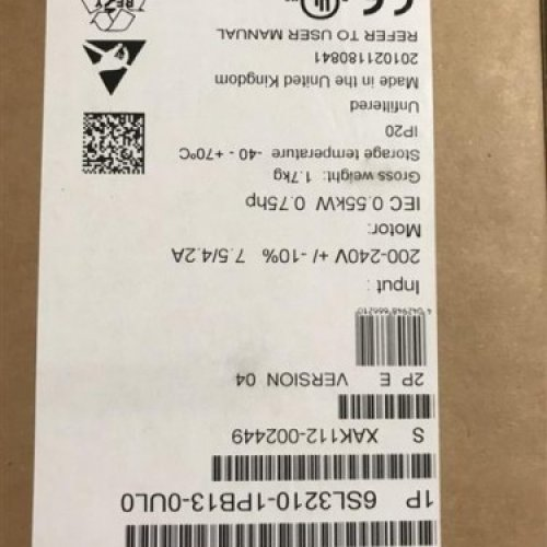 درایو ماژول دار زیمنس سری sinamics g120