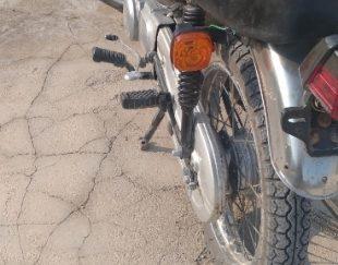 موتور سیکلت تیماس ۱۲۵
