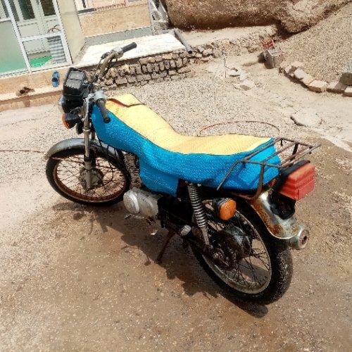 موتورسیکلت مدل ۸۳