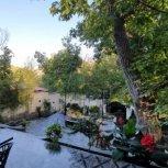 باغچه با ویلا دماوند روستای مرا