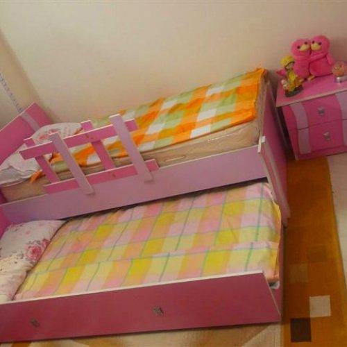 سرویس اتاق خواب نوجوان (دخترانه)