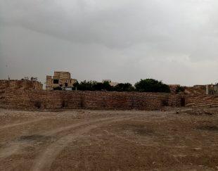 زمین ۱۴۵متر اصفهان