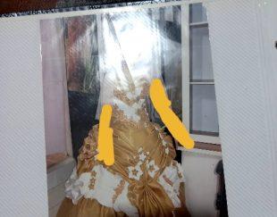 لباس نامزدی جدید رنگ سال