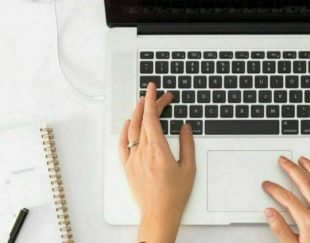 کار در منزل/کار اینترنتی/تایپیست