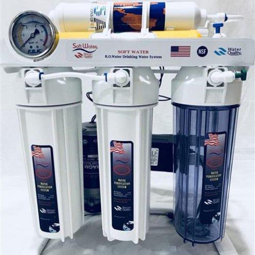 فروش و تعمیر انواع تصفیه آب،پمپ و…