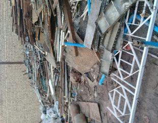 خرید ضایعات اهن و تخریب ساختمان در محل