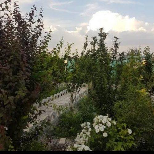 باغچه در یوسف رضا