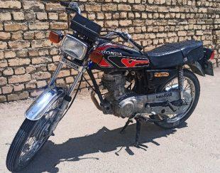 موتورسیکلت هرمز درحد صفر