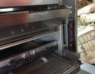 دستگاه تمام اتوماتیک دیجیتال پخت همبرگر