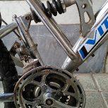 دوچرخه۲۶ استیل.