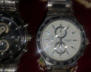 فروش ده عدد ساعت مارک با قیمت بسیارپایین
