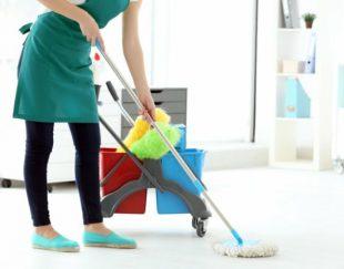 نظافت منزل ومحل کاروخانه های نوسازباپروتکل های بعداشتی
