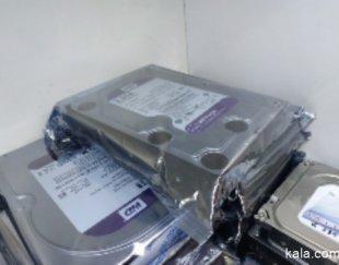 فروش انواع هارد دیسک دوربین مدار بسته