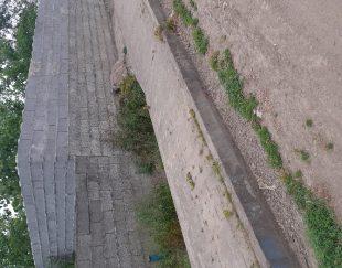۳۰۰ متر زمین با مجوز ساخت طرازکوہ