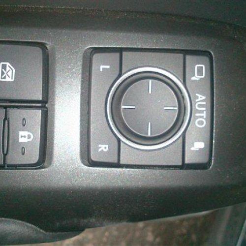 برقی کردن ایینه لکسوس nx با کلید جای فابریک