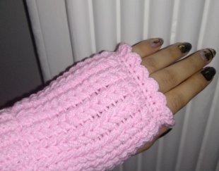 دستکش بدون انگشت