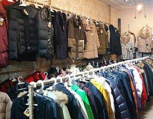 بزرگترین فروشگاه لباس های اروپایی در مشهد