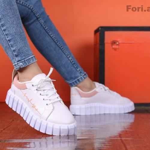 کفش دخترانه وزنانه دررنگ های مختلف