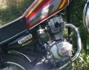موتور ۱۲۵مدل ۹۴درحد صفر