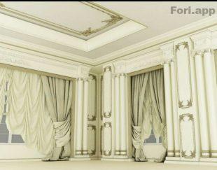 ۱۰۲متر ولنجک نوساز قابل سکونت شاهکار معماری
