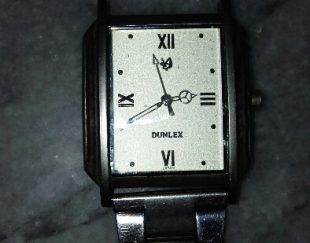 ساعت تمیز