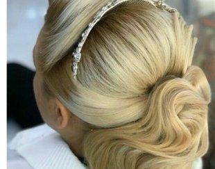 خدمات ویژه عروس و کاشت مژه دائم فوق حرفه ای