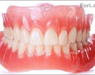 دست دندان مصنوعی، با قیمت به صرفه، برای افراد بی دندان